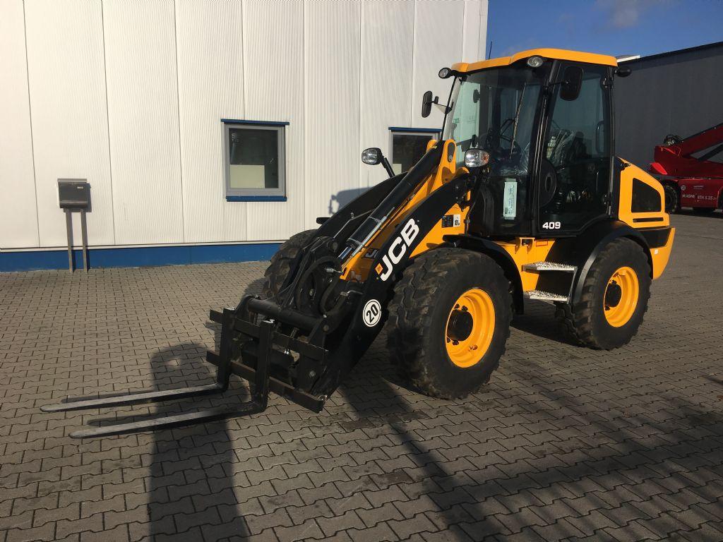 JCB-409 T4-Radlader -www.isfort.com