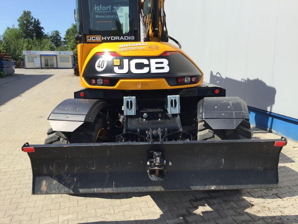 JCB-Hydradig 110W T 4F *Premium-Paket* -Baggerlader -www.isfort.com