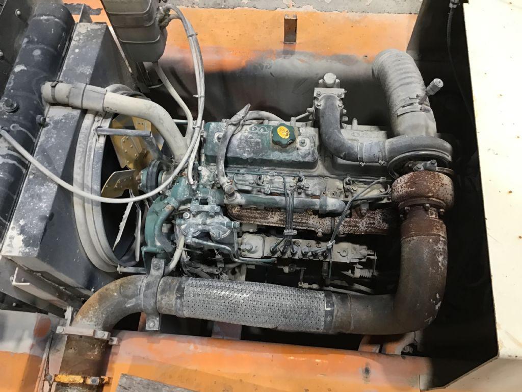 Sisu-TD2512 -Schwerlaststapler -www.isfort.com