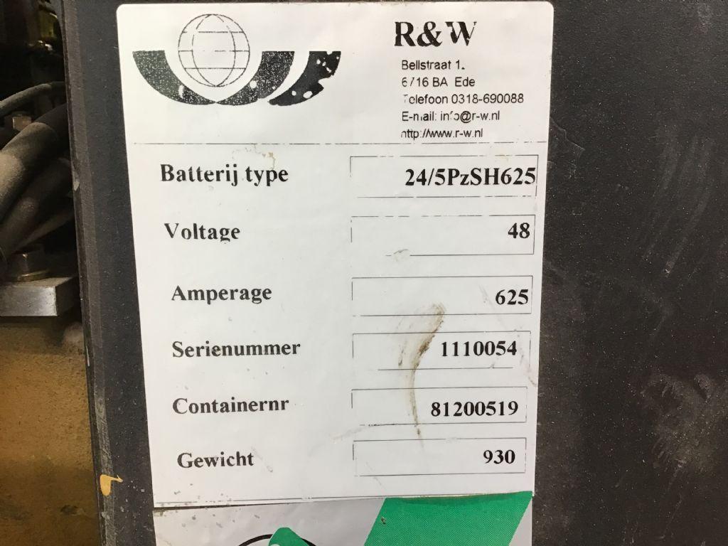 Caterpillar-EP16KT-Elektro 3 Rad-Stapler -www.isfort.com