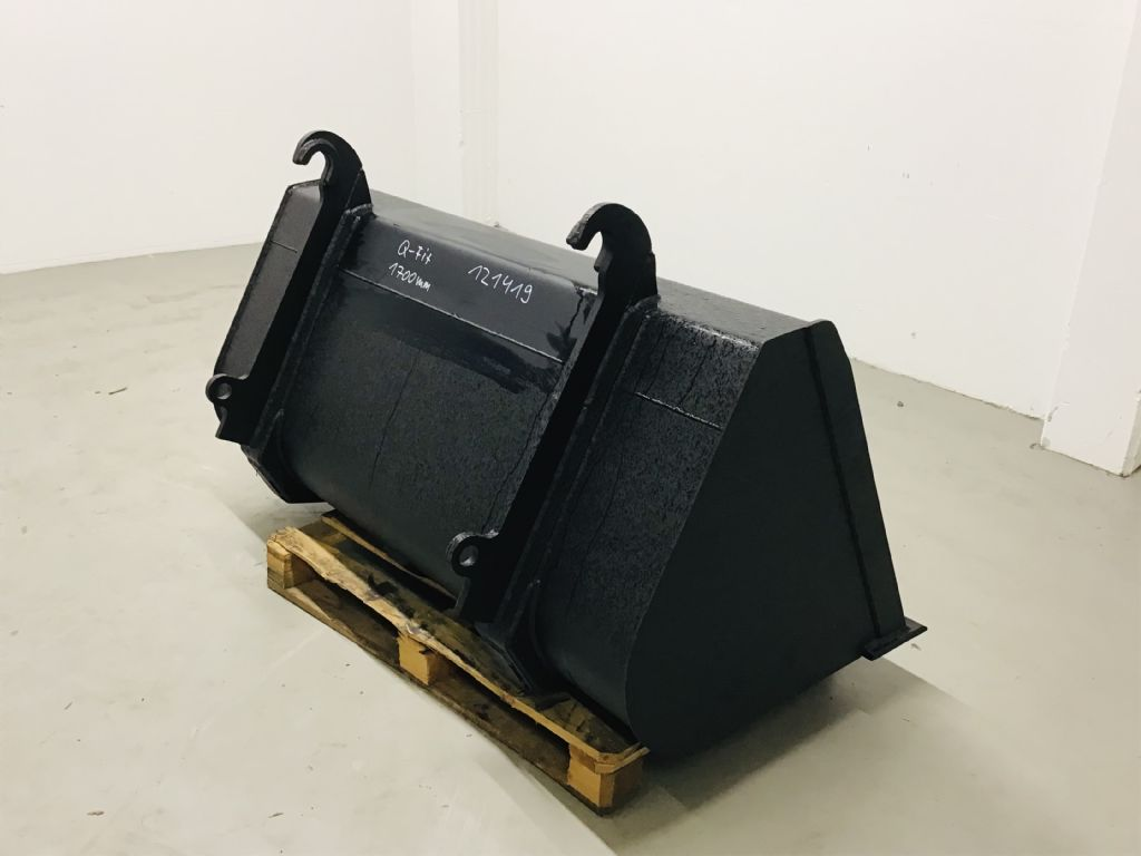 *Sonstige-Schaufel Q-Fit 1700 mm - NEUWERTIG-Schüttgutschaufel -www.isfort.com