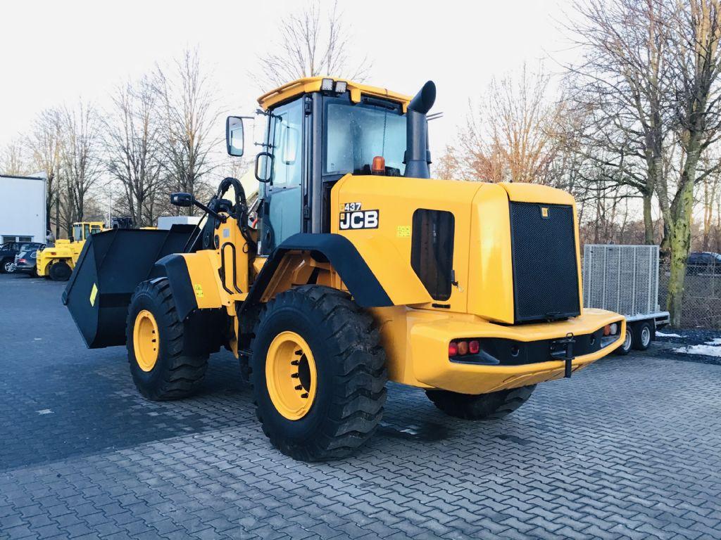 JCB-437 HT no 427 417 -Radlader -www.isfort.com