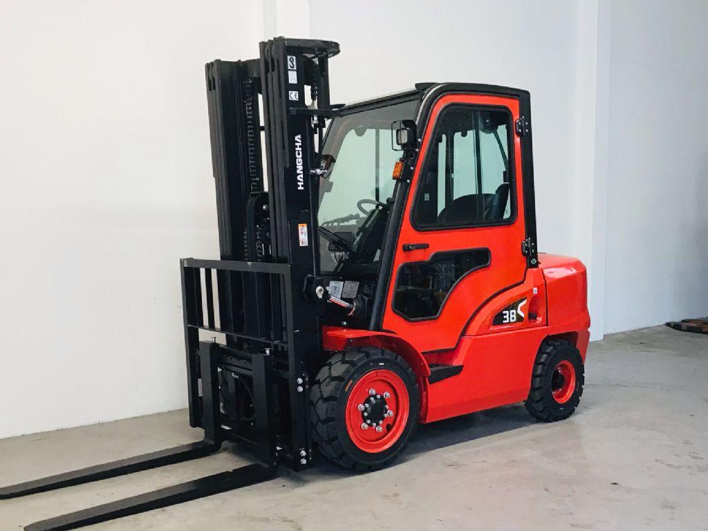 Hangcha CPCD38 - NEU Dieselstapler www.isfort.com