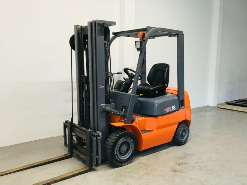 Heli CPCD18KU1 Dieselstapler www.isfort.com