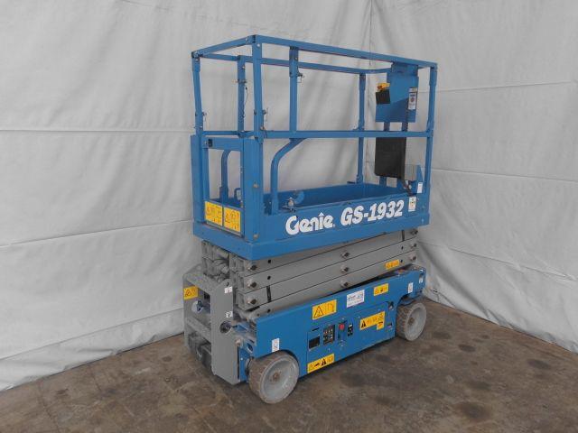 Genie-GS-1932-Scherenarbeitsbühne -www.isfort.com