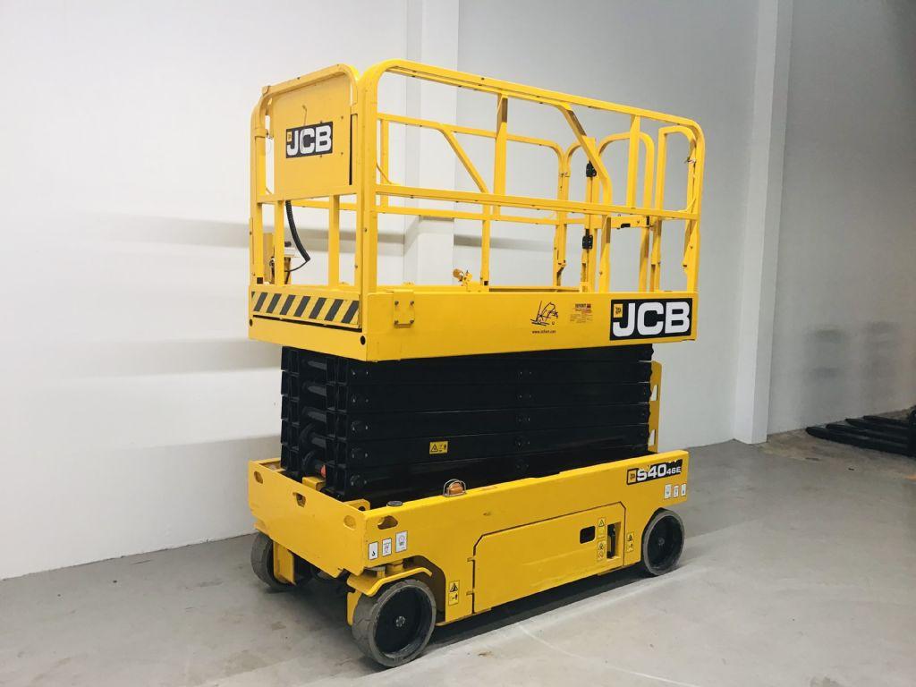 JCB S4046E Scherenarbeitsbühne www.isfort.com
