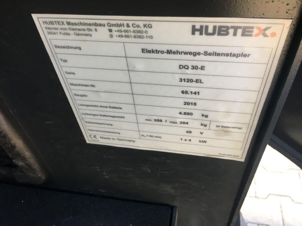 Hubtex-DQ30E-Mehrwegestapler -www.isfort.com