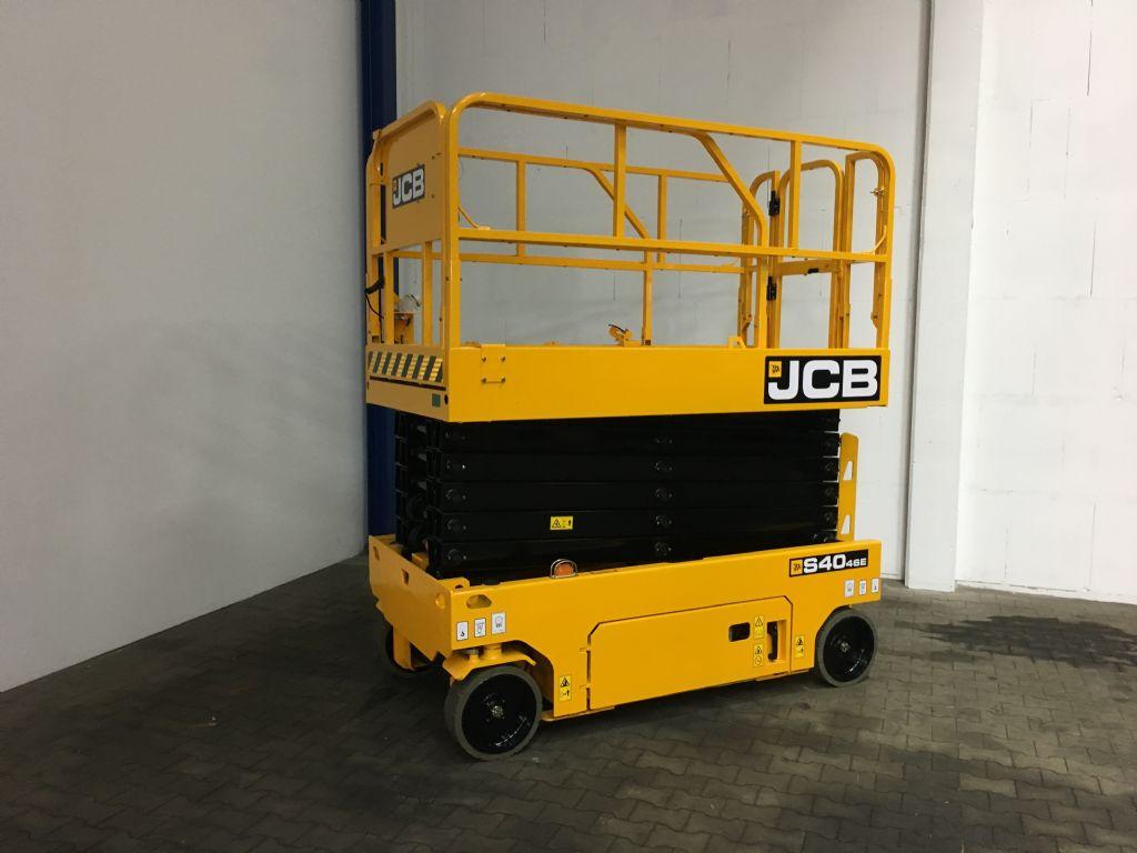 JCB-S4046E-Scherenarbeitsbühne -www.isfort.com