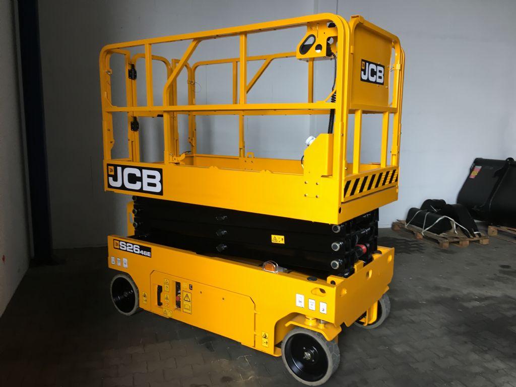 JCB-S2646E-Scherenarbeitsbühne -www.isfort.com