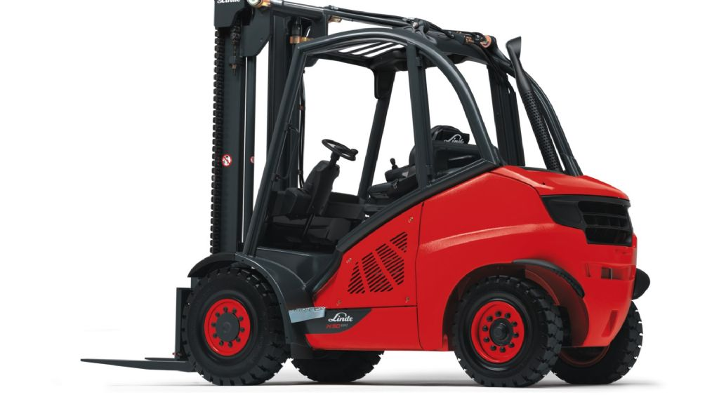 Linde H30D Dieselstapler www.isfort.com