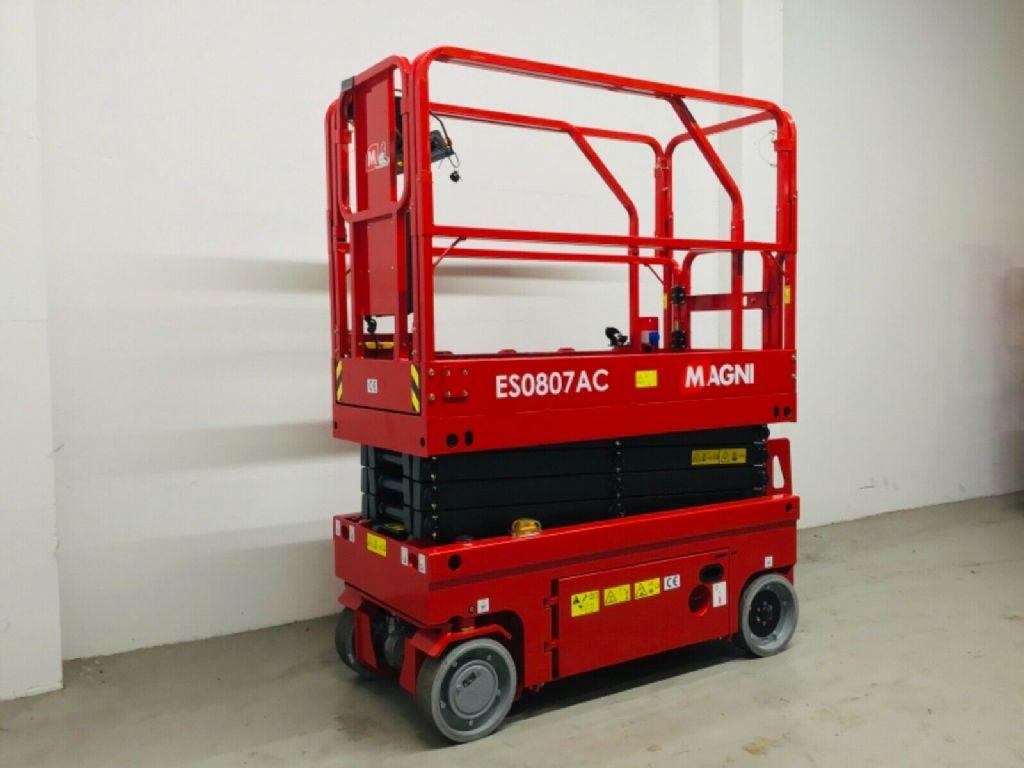 Magni ES0807AC Scherenarbeitsbühne www.isfort.com