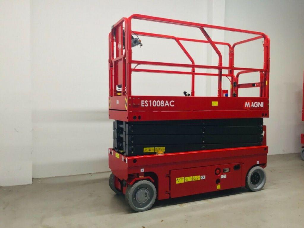 Magni ES1008AC Scherenarbeitsbühne www.isfort.com