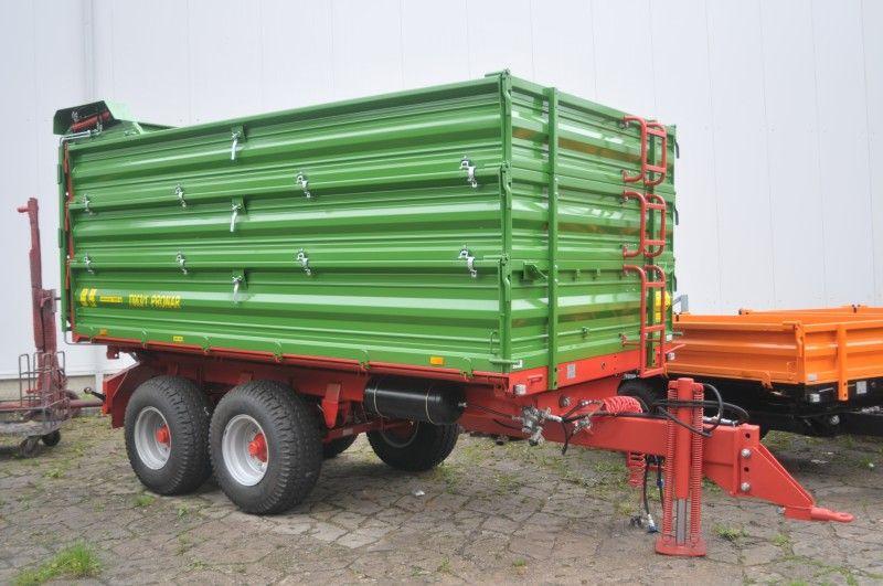 Pronar Tandemkipper T663/1 Industrieanhänger www.hanselmann.de