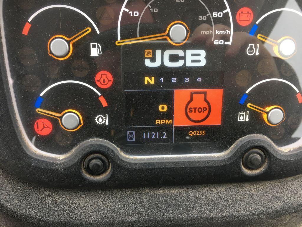 JCB-427 HT T4-Radlader -www.isfort.com