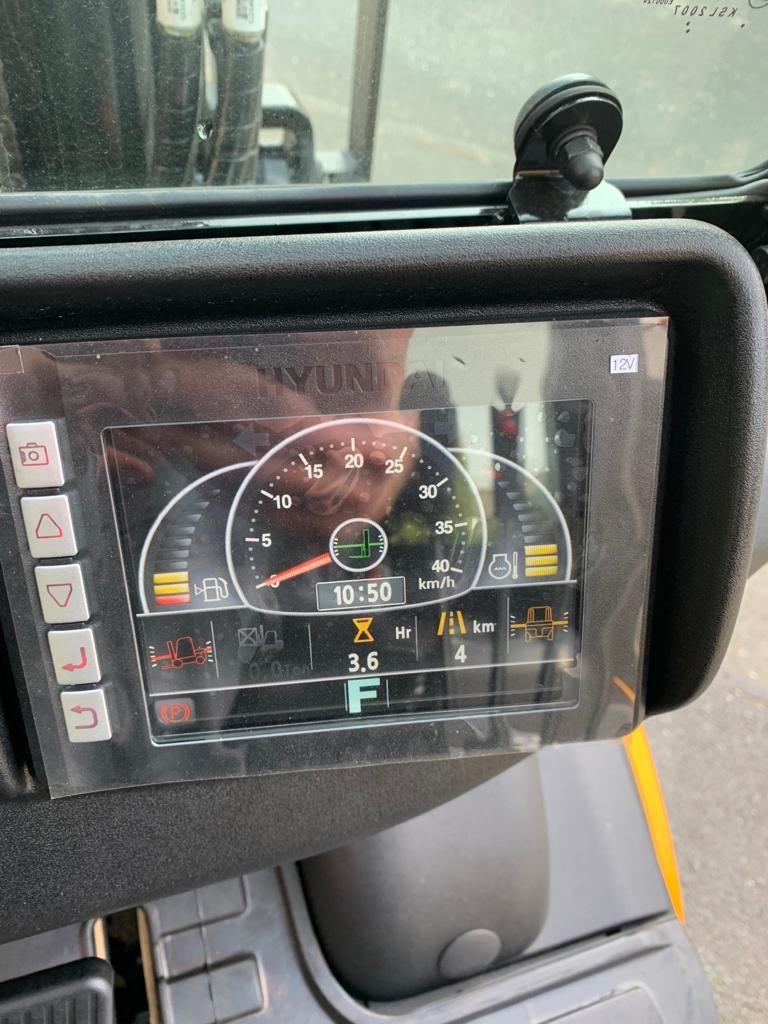 Hyundai 30D-9E - ***NEUSTAPLER*** Dieselstapler www.staplerjena.de