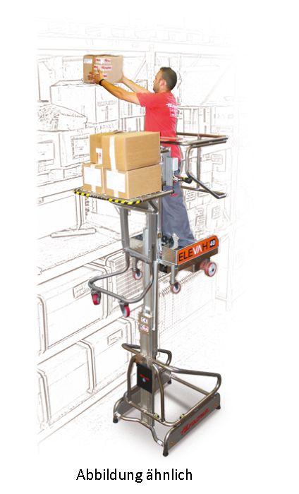 Faraone - Elevah-Elevah 40 Move Picking-Mittelhubkommissionierer www.kirchner-gabelstapler.de
