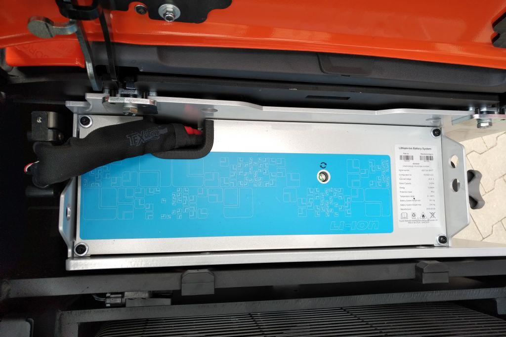 BT-SWE145L (Lithium ION)-Hochhubwagen www.kirchner-gabelstapler.de