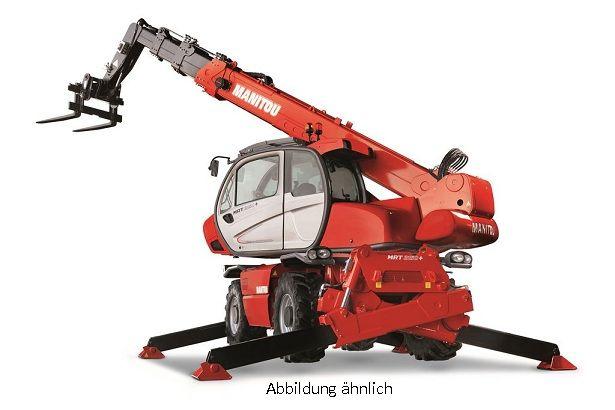 Manitou-MRT2150 Privilege+ ST4 S2-Teleskopstapler drehbar www.kirchner-gabelstapler.de