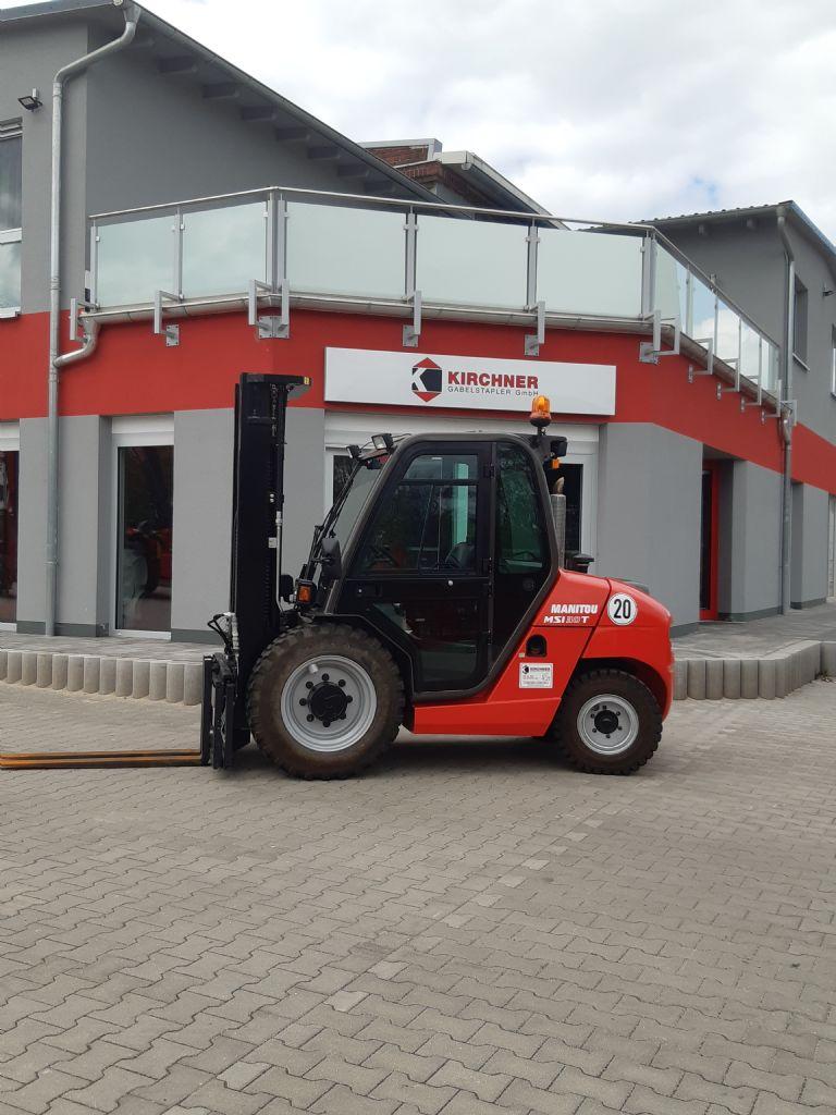 Manitou-MSI 30 T-Dieselstapler www.kirchner-gabelstapler.de