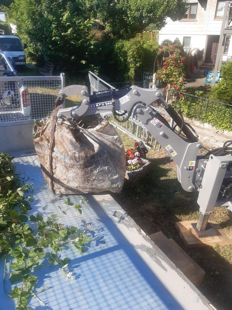 *Sonstige-Jansen BHSM-175-Minibagger www.kirchner-gabelstapler.de