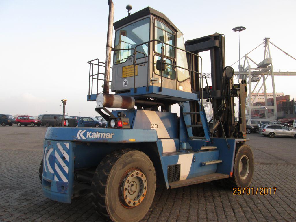 Kalmar-DCD200-12CS-Leer Containerstapler-www.kleinwort-bittermann.de