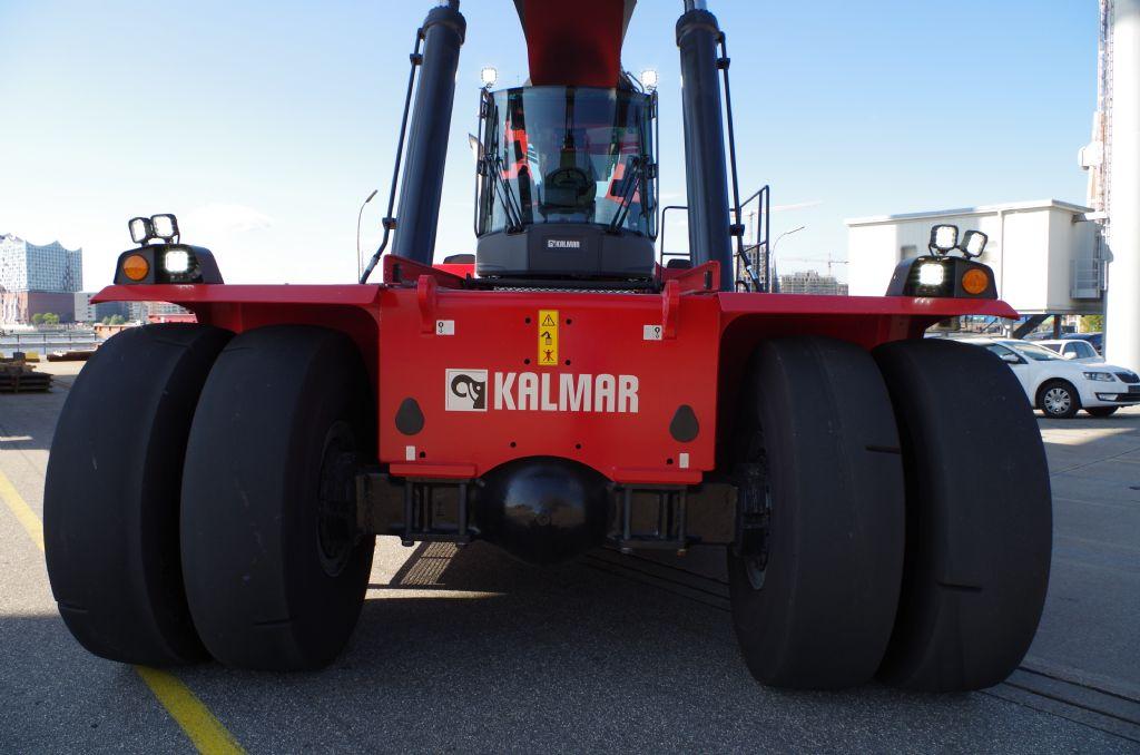 Kalmar-DRG450-60S5-Vollcontainer Reachstacker-www.kleinwort-bittermann.de