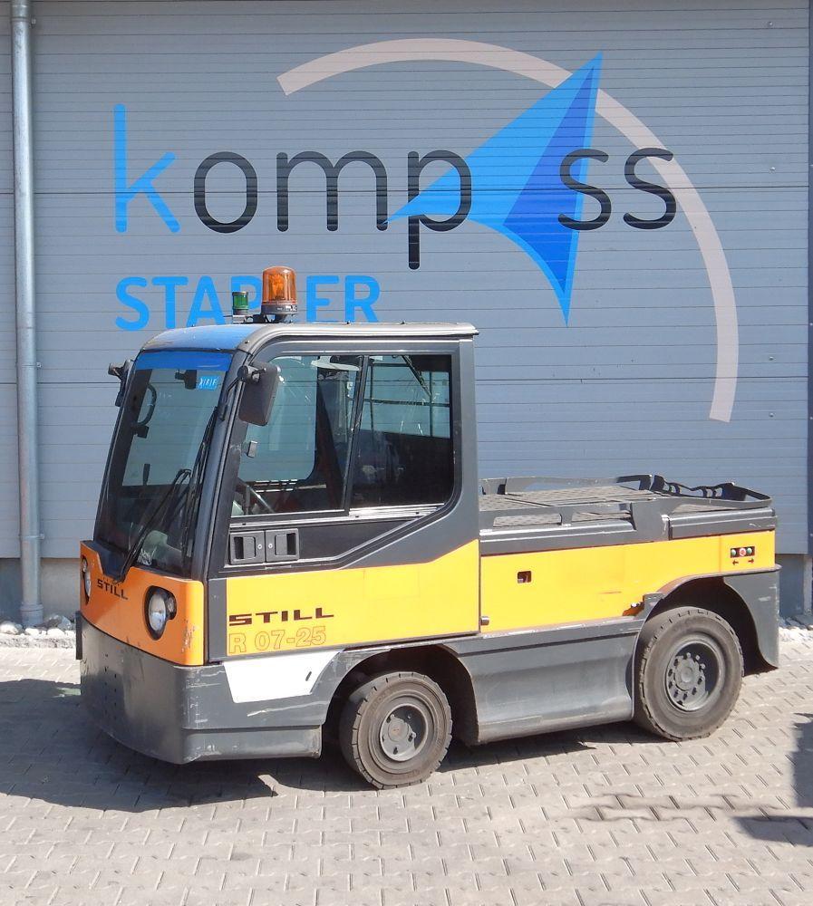 Still R07-25 Tow Tractor www.kompass-stapler.de