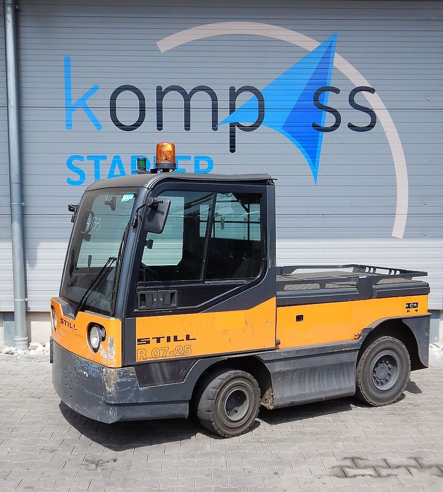 Still R07-25 Schlepper www.kompass-stapler.de