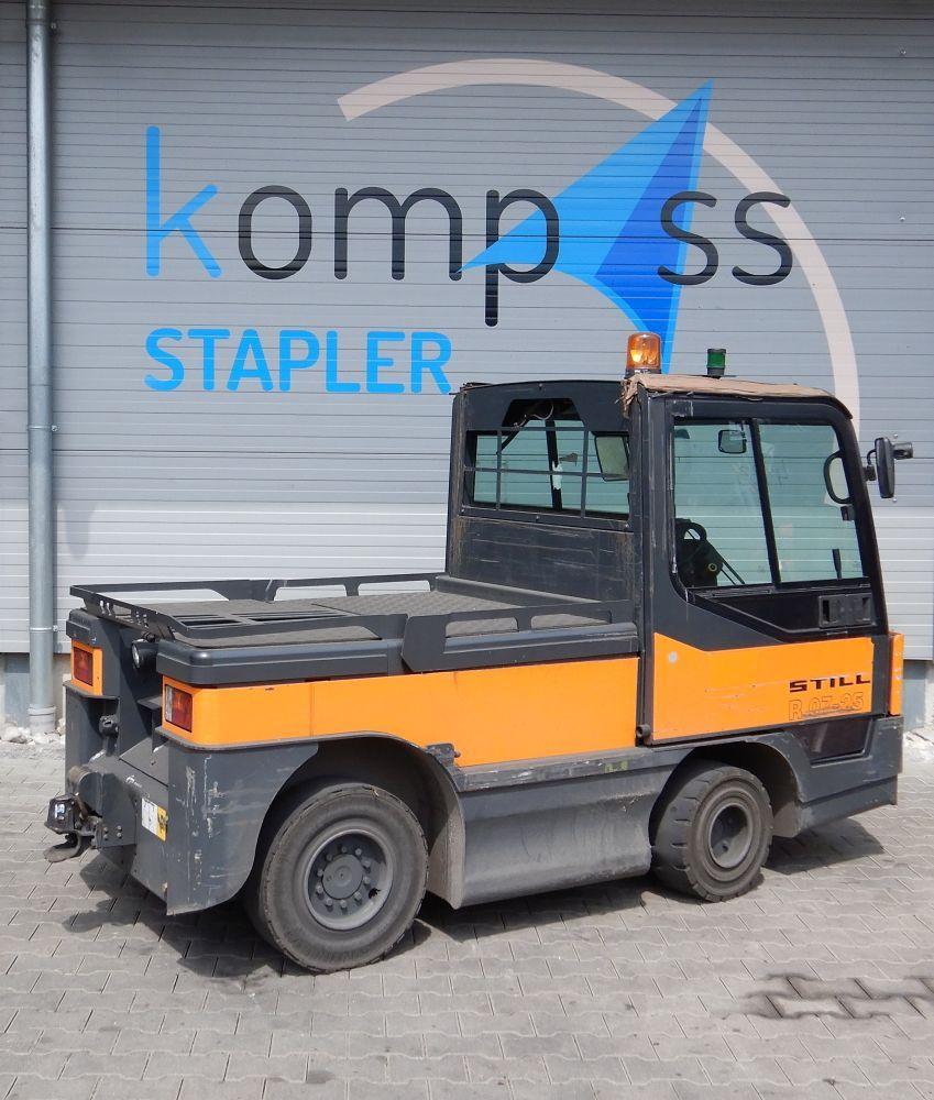 Still R07-25 Schlepper www.kompass-stapler.de