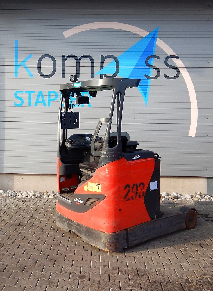 Linde R 16 HD/112 Carrello retrattile www.kompass-stapler.de