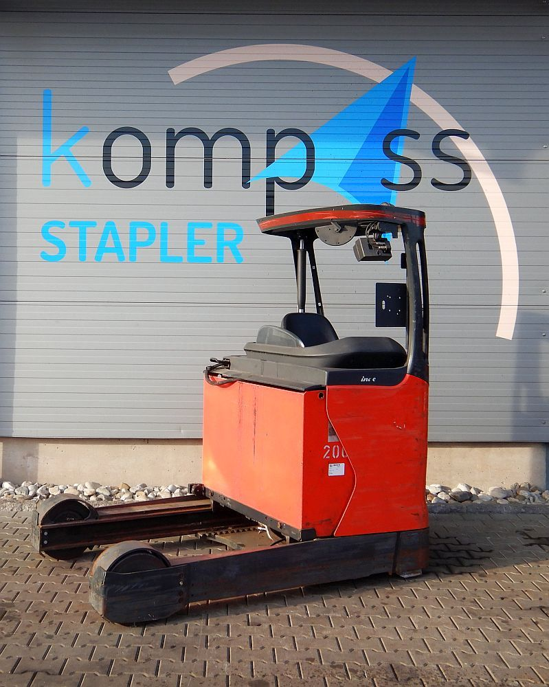 Linde R 25/1120 Schubmaststapler www.kompass-stapler.de