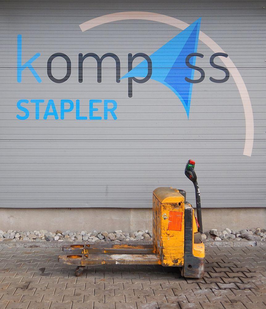 Jungheinrich EJE 116 Niederhubwagen www.kompass-stapler.de