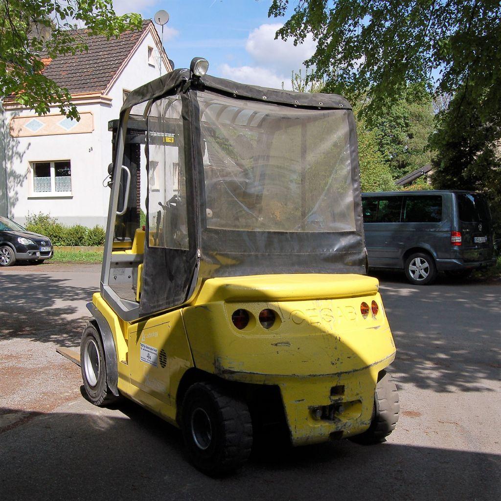 Cesab-MAK 500 AC // 12 Monate UVV abgenommen-Elektro 4 Rad-Stapler-www.koop-gabelstapler.de