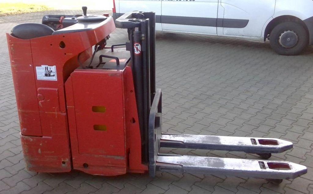 Linde L12LS Doppelstockstapler www.kornetzki-gabelstapler.de