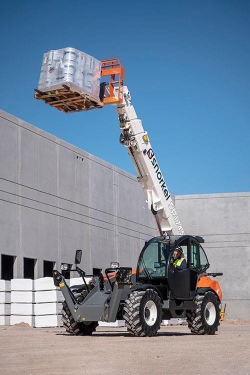 Snorkel SR1745 Teleskopstapler starr www.kornetzki-gabelstapler.de
