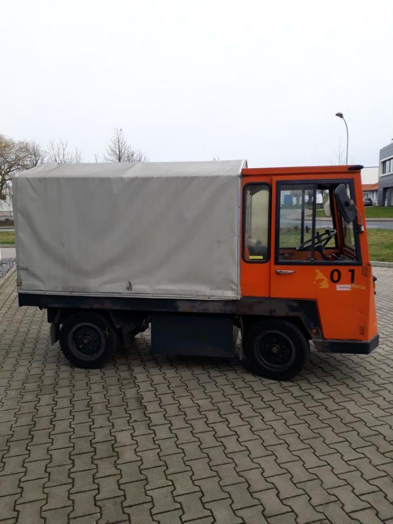 Still R08-20 Plattformwagen www.kornetzki-gabelstapler.de