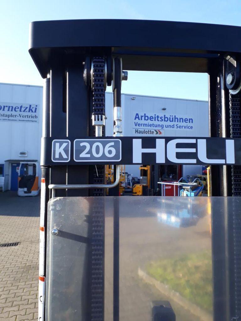 Heli CDD15J Hochhubwagen www.kornetzki-gabelstapler.de