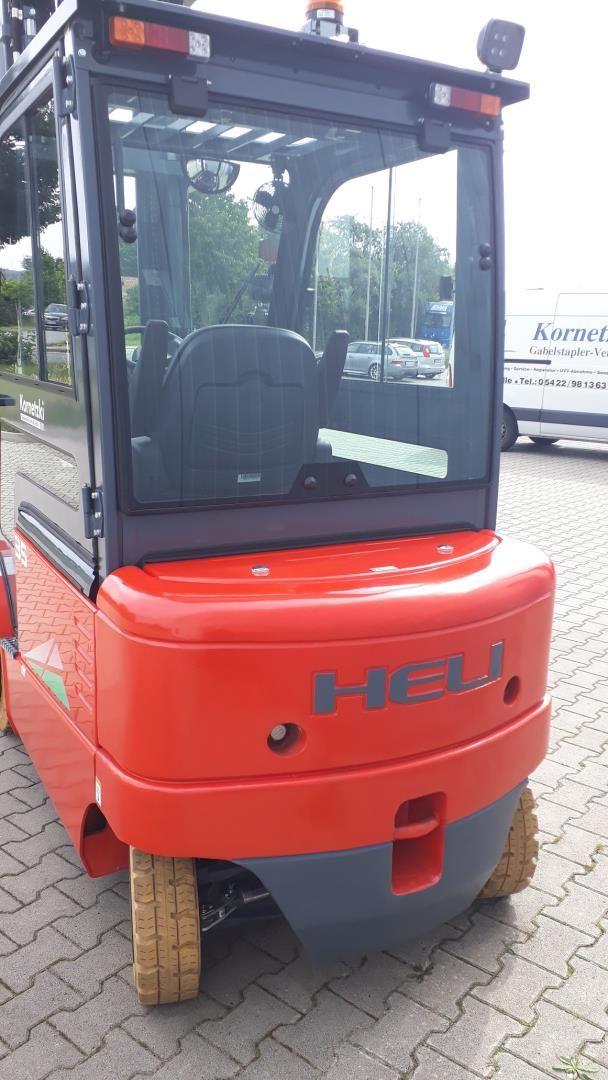 Heli CPD35-GD2 Elektro 4 Rad-Stapler www.kornetzki-gabelstapler.de