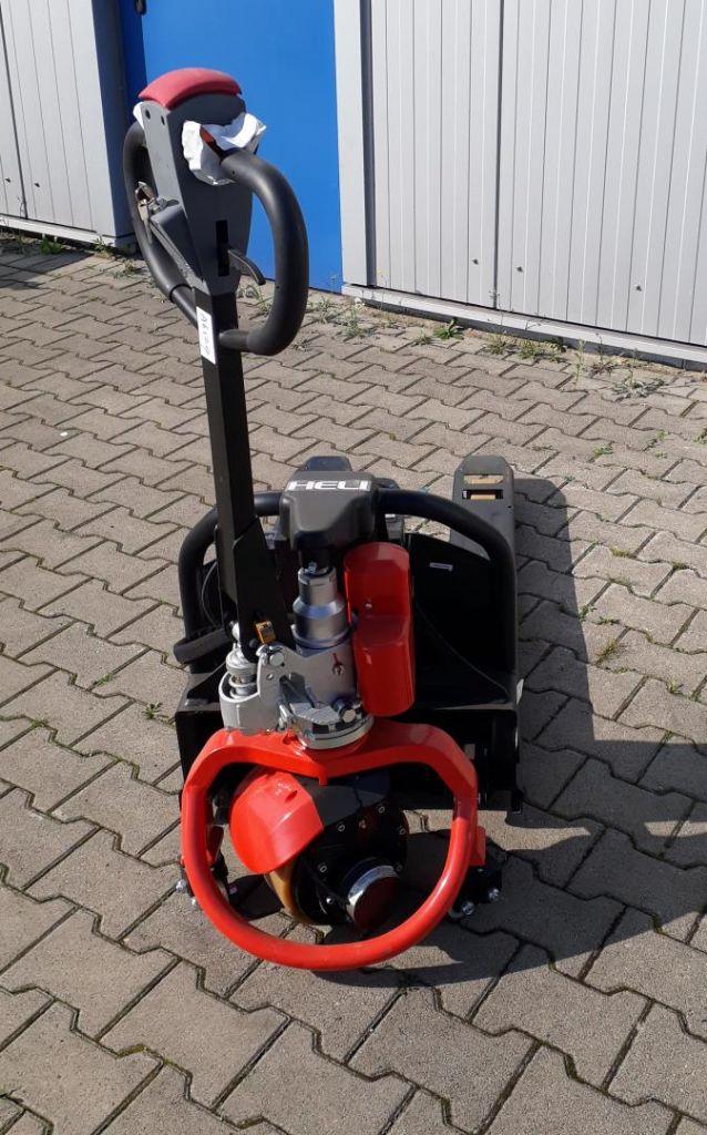 Heli CBD15J Niederhubkommissionierer www.kornetzki-gabelstapler.de