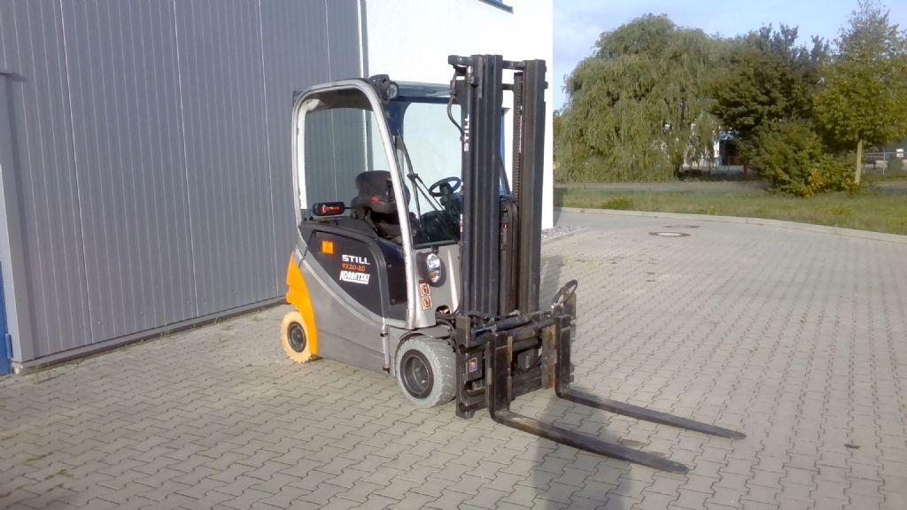 Still RX20-20P Elektro 4 Rad-Stapler www.kornetzki-gabelstapler.de