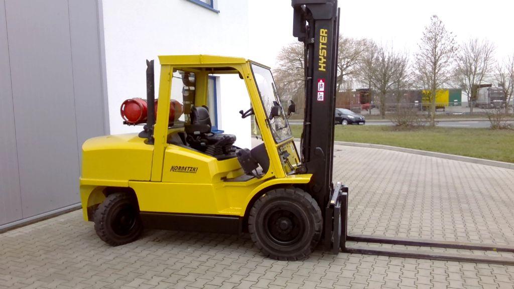 Hyster H5.50XMLPG Treibgasstapler www.kornetzki-gabelstapler.de