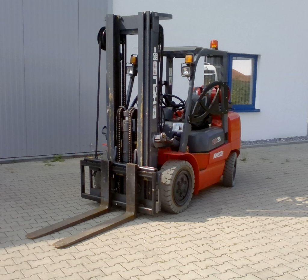 Heli CPQD35H Treibgasstapler www.kornetzki-gabelstapler.de