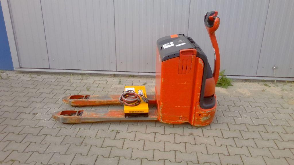 Linde T18 Deichselstapler www.kornetzki-gabelstapler.de