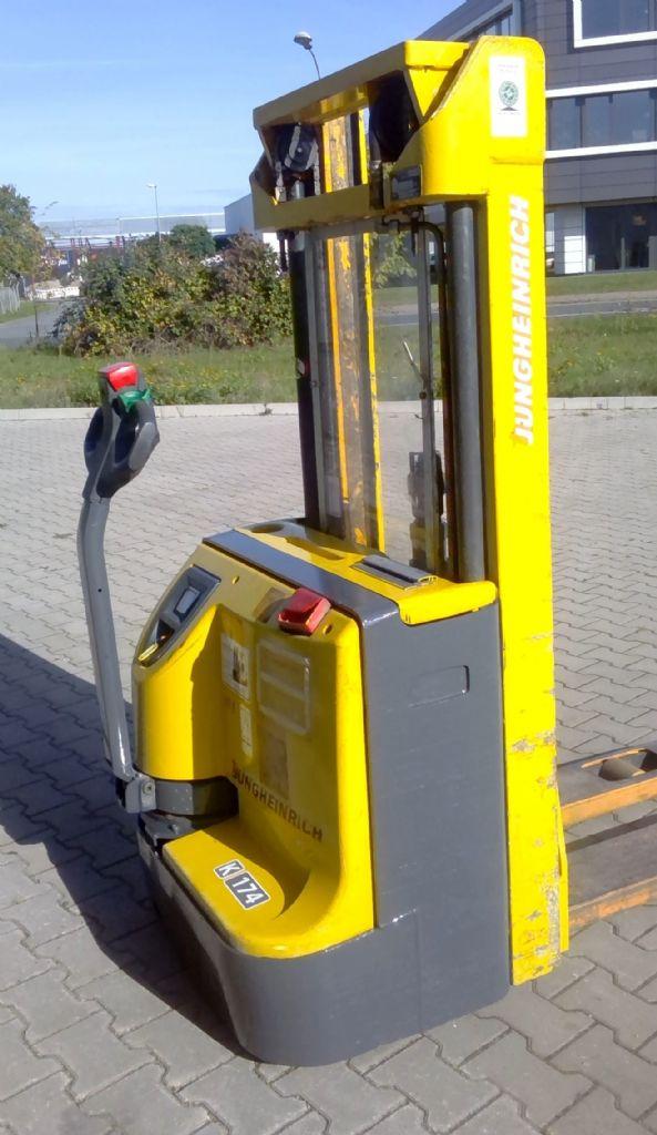 Jungheinrich EJC16 Hochhubwagen www.kornetzki-gabelstapler.de