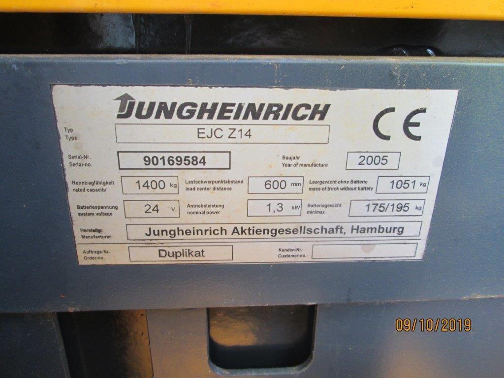 Jungheinrich-EJC Z 14-Deichselstapler-www.krause-salem.de