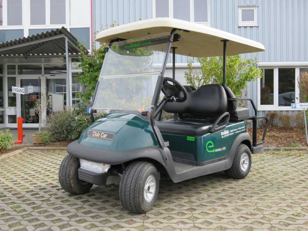 Clubcar-Precedent Village-Golf Cart-www.krause-salem.de