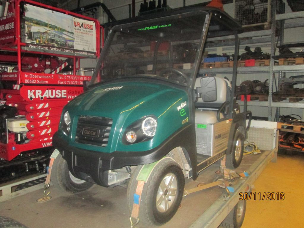 Clubcar-Carryall 300-Golf Cart-www.krause-salem.de