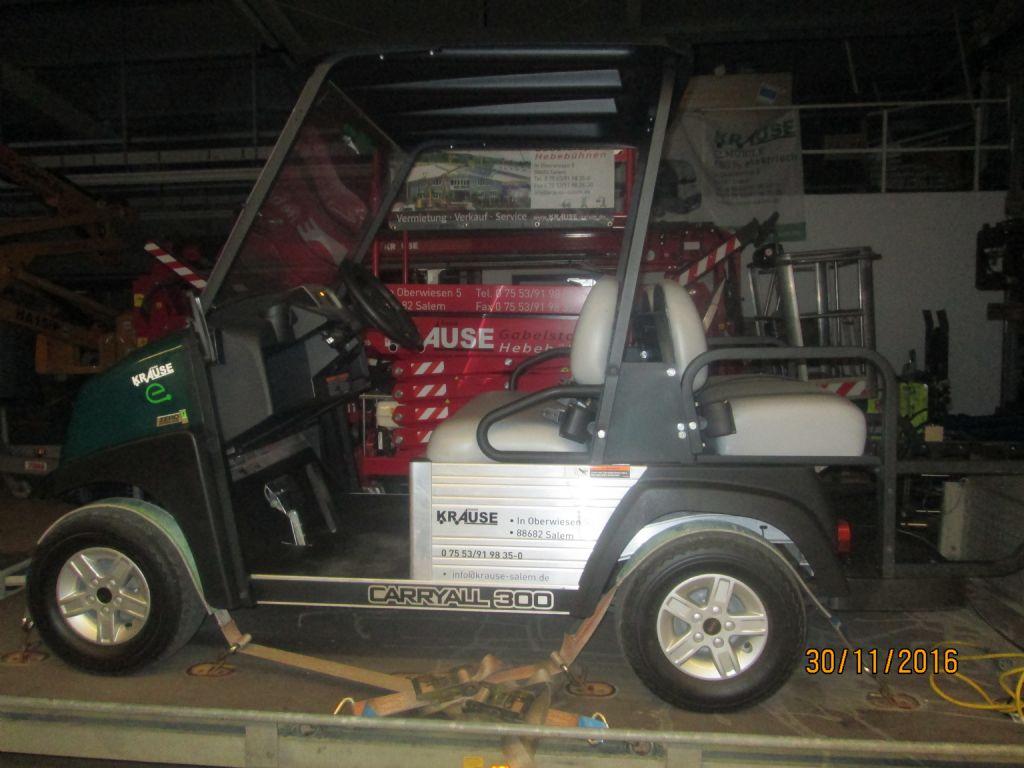 Clubcar-Carryall 300-Golf Cart-www.krause-salem.de