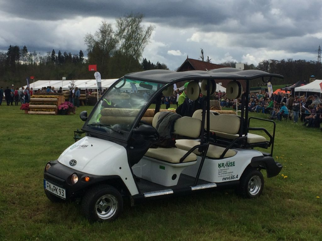 *Sonstige-Italcar NEV L6S.4-Golf Cart-www.krause-salem.de