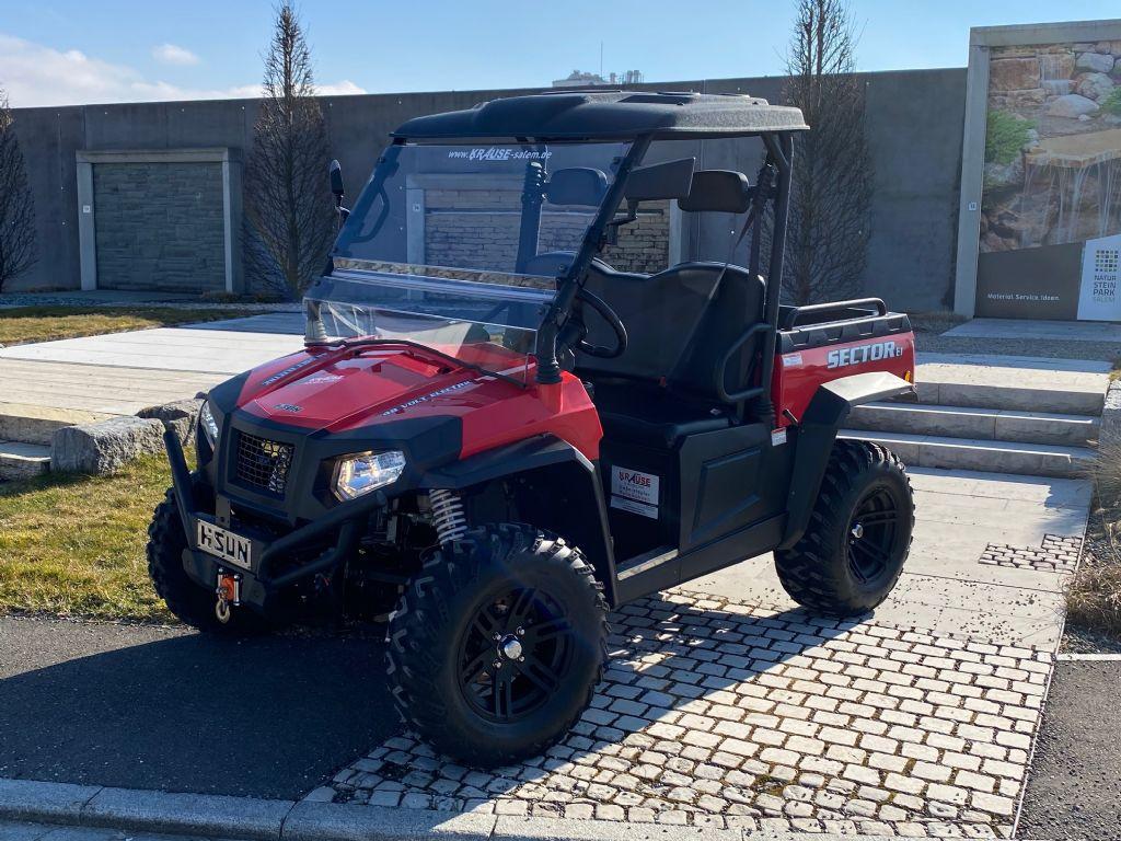 *Sonstige-RTX 900 E-Golf Cart-www.krause-salem.de